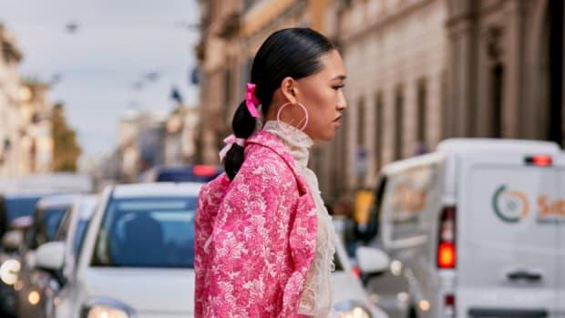 milan beauty street style 2020