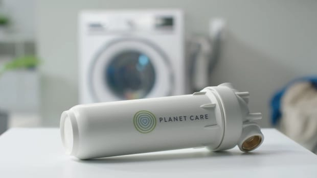 planet care washing machine microplastic filter