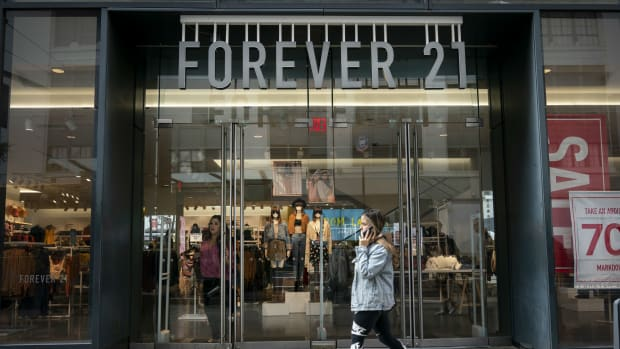 forever 21 store crop