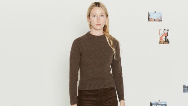 entireworld Sweater crop