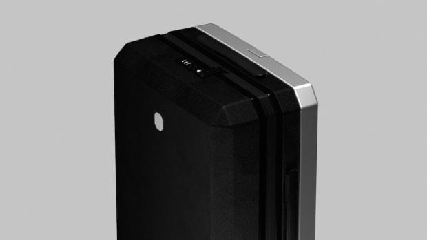 phoenx modular luggage sustainable suitcase