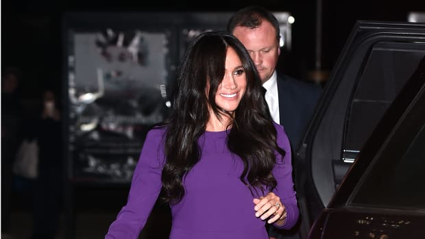 meghan markle one young world summit
