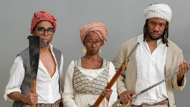 Alison-Parker-Costumes-Reenactment-of-Slave-Rebellion