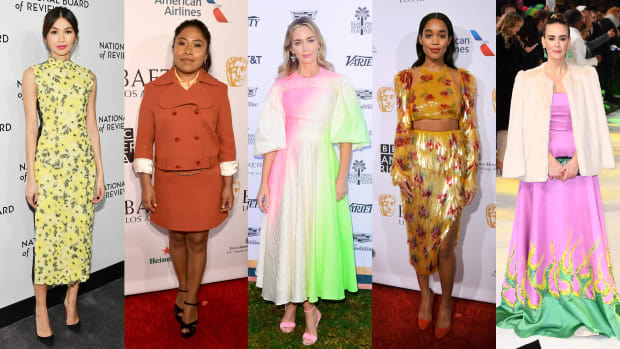 best dressed celebrities january 11