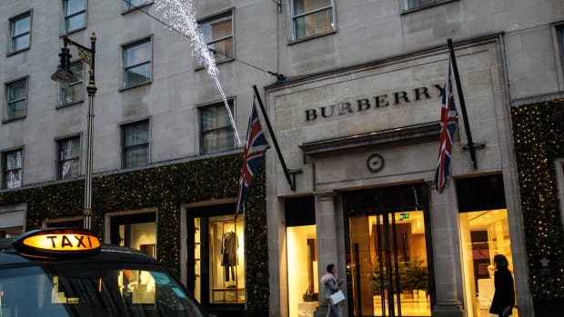 8b65dec640a Must Read  Burberry Retail Sales Slip as Brand Repositions