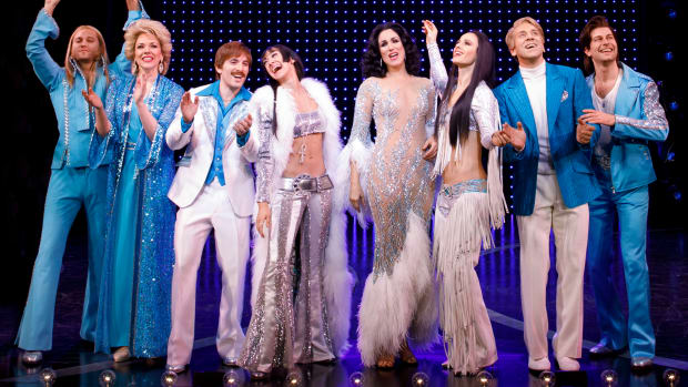 main-the-cher-show-broadway-cast-Joan-Marcus