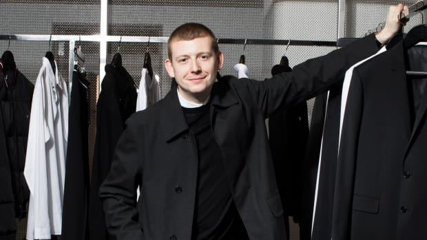 95db9d77953 How Sam Lobban Turned His Teenage Fashion Job Into a Full-Fledged Career in  Menswear