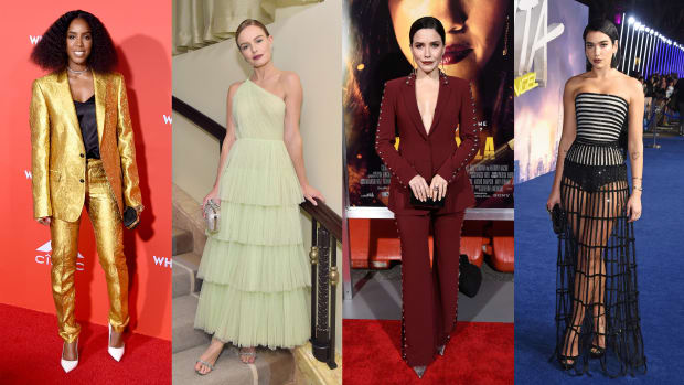 best dressed celebrities february 1