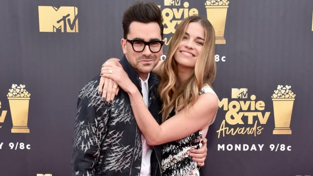 main-dan-levy-annie-murphy-schitts-creek-mtv-movie-awards