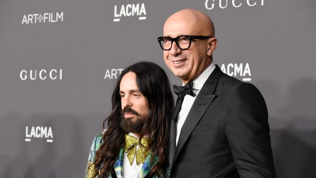 marco bizzarri gucci ceo blackface alessandro michele