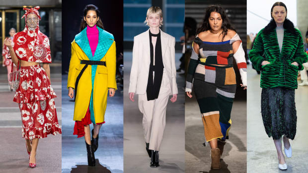 new york fashion week fall 2019 trends