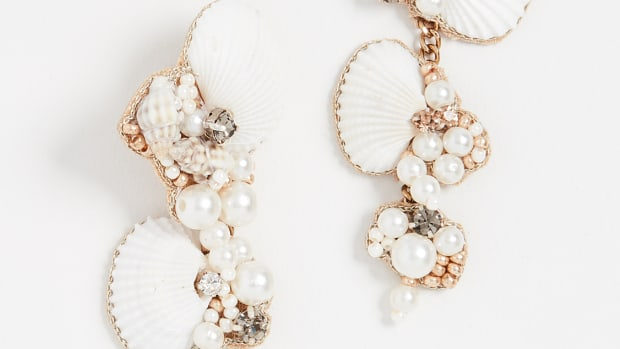 Deepa by Deepa Gurnani Aliyah Earrings