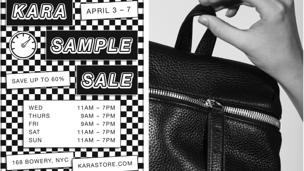 KARA Sample Sale 2019