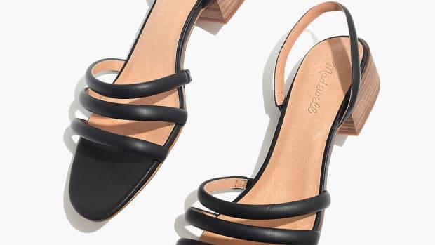 madewell addie sandal