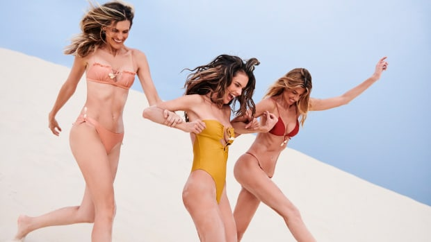 eb7cad19b9a38 Alessandra Ambrosio's Experience as a Victoria's Secret Angel Helped Her  Create Her New Swimwear Line, GAL Floripa.