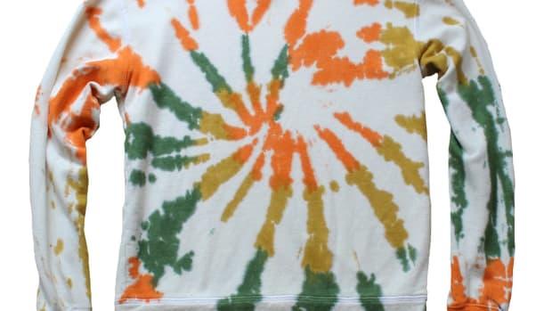 tie dye hemp t-shirt jungmaven