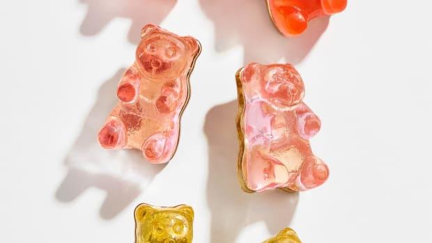 baublebar gummy earring set