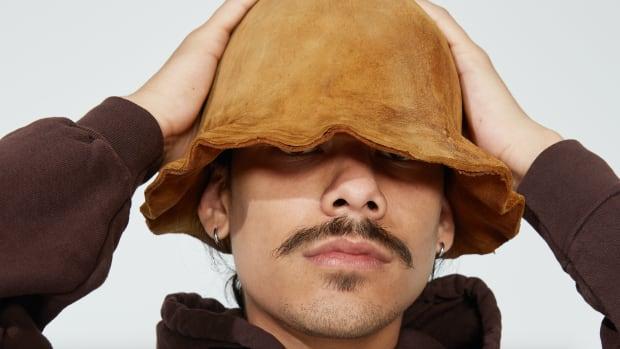 eden power corp mushroom hat amadou