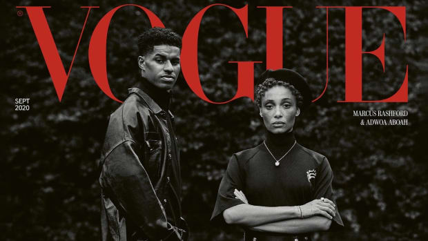 Vogue Uk Sept 2020 cover