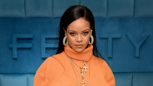 Rihanna Bergdorf Goodman Fenty 2020