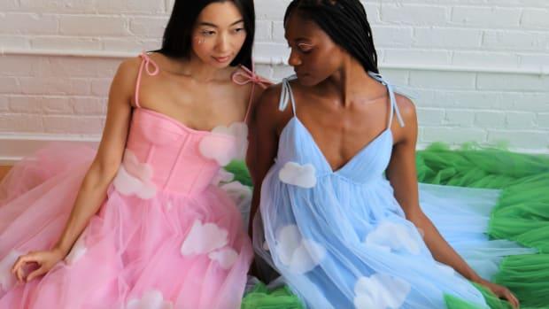 lirika matoshi cinderella dress