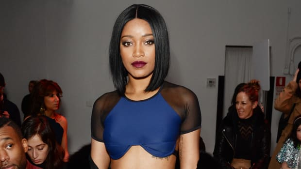 Keke Palmer Chromat Fall 2018 Getty Images