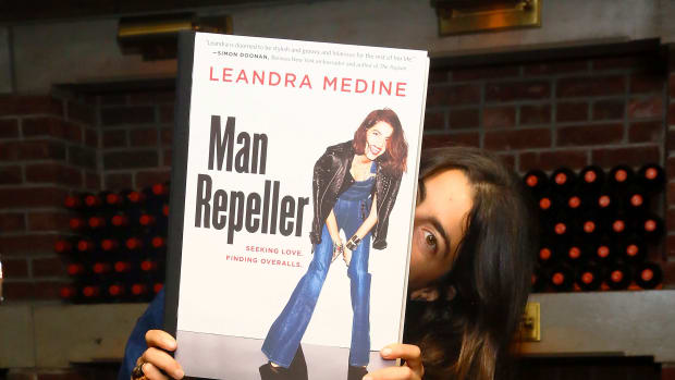 leandra Medine Man Repeller Book