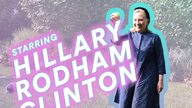 HillaryRodhamClinton
