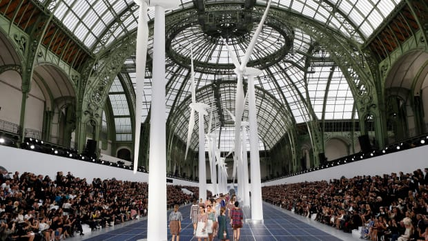 chanel investing in solar energy sunrun