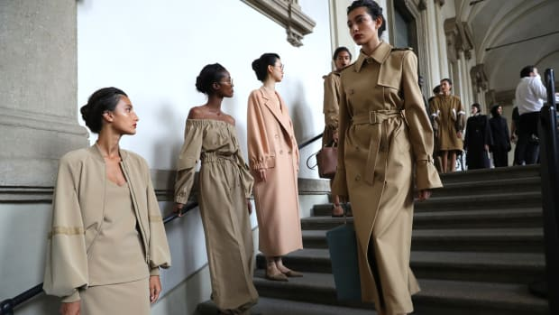 milan fashion week focused on reality
