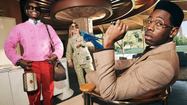 Gucci Mens Tailoring Campaign 2020 1