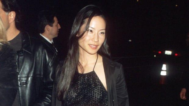 Lucy Liu 2000 Jumpsuit