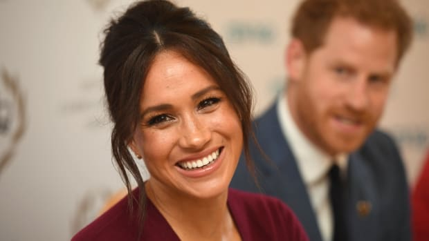Meghan Markle October 2019