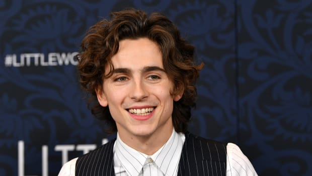 Timothee Chalamet Little Women Premiere NYC 2019