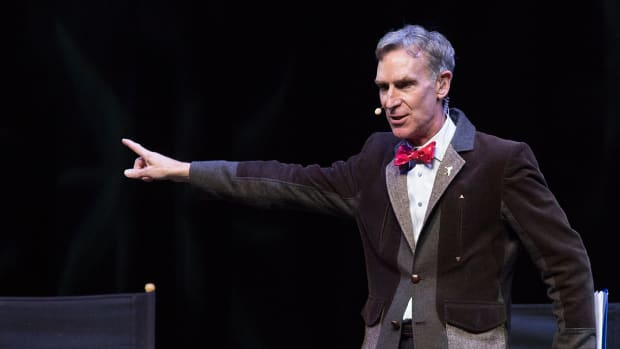 bill nye the science guy style