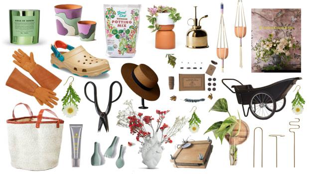 gardening gift guide chic fashion