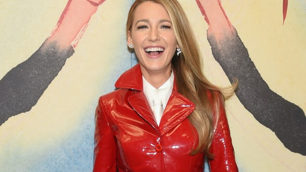 blake-lively-michael-kors-red-coat-fall-2018 copy