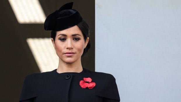 Meghan Markle Remembrance Day 2018