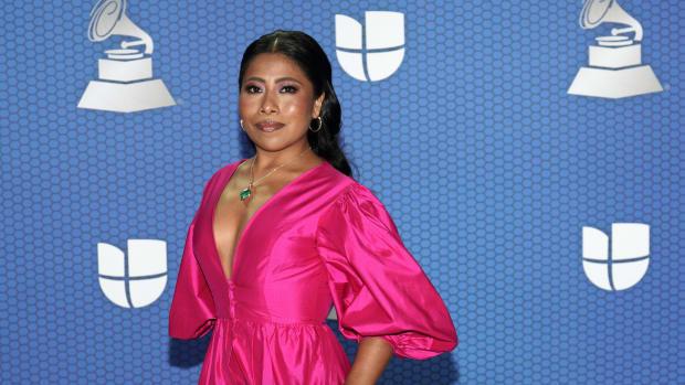 yalitza aparicio fashion style latin grammys