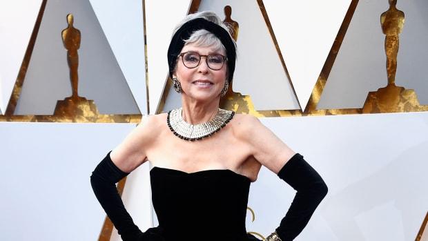 Rita Moreno 90th Annual Academy Awards 2018