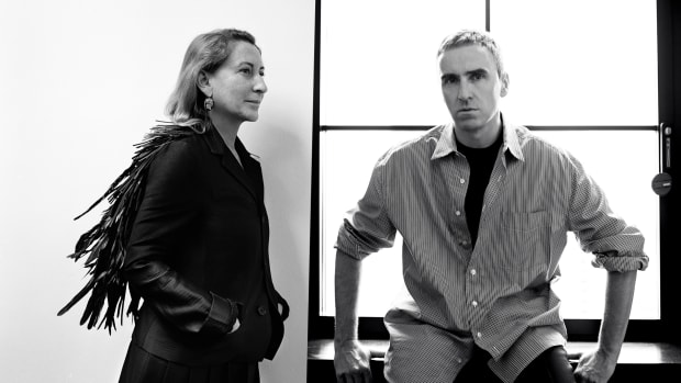 The Fashion Awards 2020 Honouree - Miuccia Prada & Raf Simons