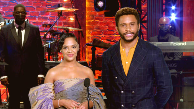 Tessa Thompson 2020 Soul Train Awards - Presented By BET
