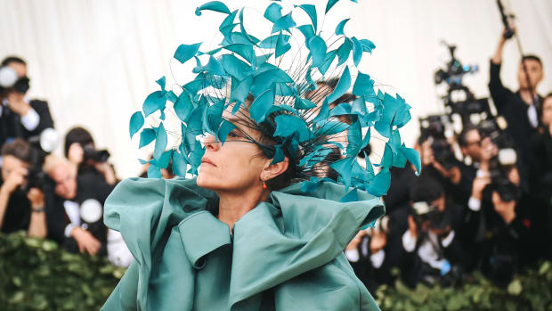 Frances McDormand 2018 Met Gala