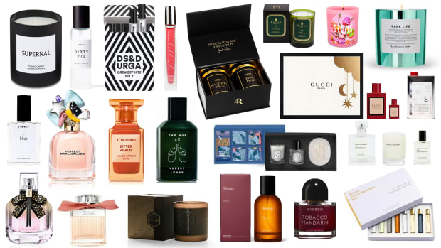 fragrance candle gift guide 2020