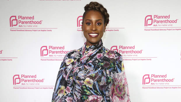 Issa Rae Planned Parenthood Advocacy Project Los Angeles County's (PPAP) Politics, Sex, & Cocktails
