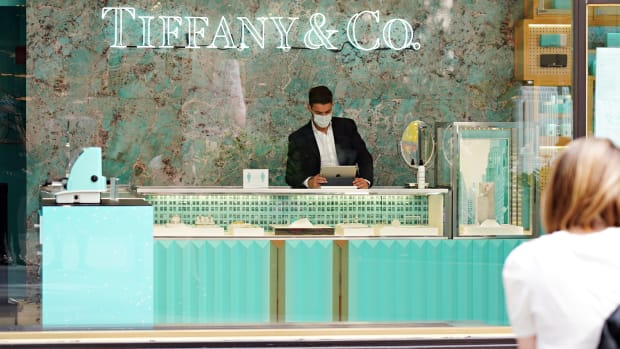Tiffany & Co Store Employee