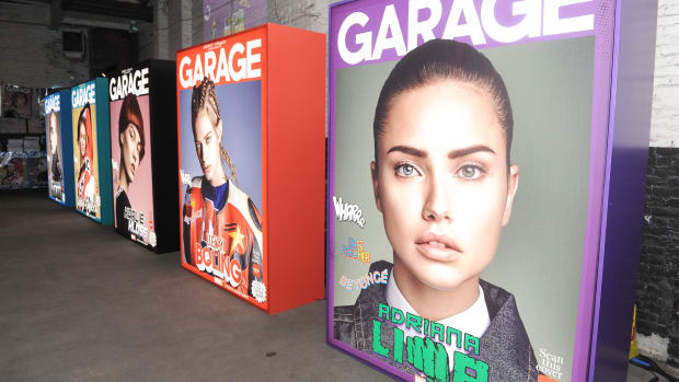 garage magazine not publishing under vice shut down