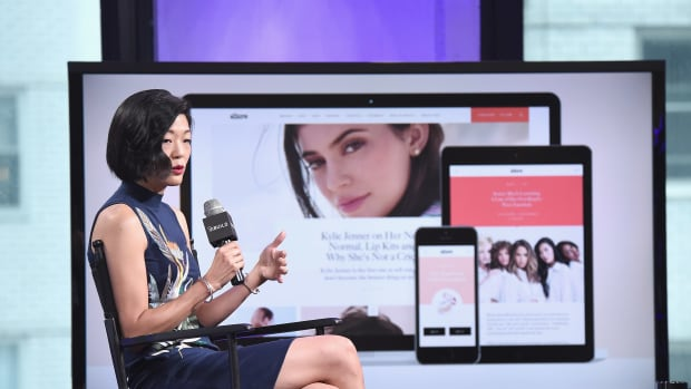 AOL Build Presents Michelle Lee Discussing The Relaunch Of Allure Magazine