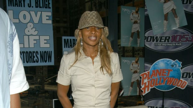mary j blige style fashion early 2000s