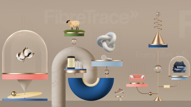 fibretrace technology fashion traceability transparency